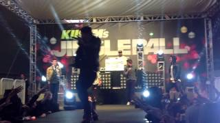Midnight Red - No Other Girl (Jingle Ball Pre-Show 2012)