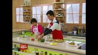 """Будет вкусно! 25/12/2013 Японский карри, """"Нисуаз"""", творожные конвертики. GuberniaTV"""