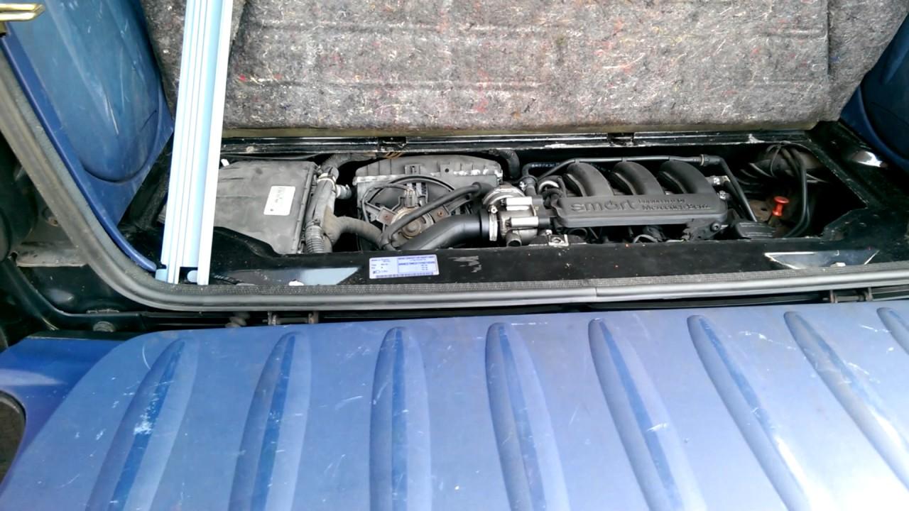 Smart Motorschaden