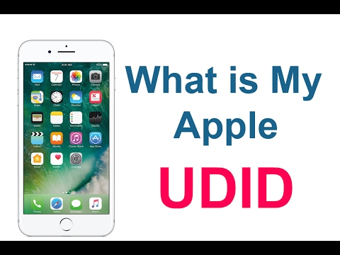 Find UDID of iCloud Locked Apple Device Using Windows and