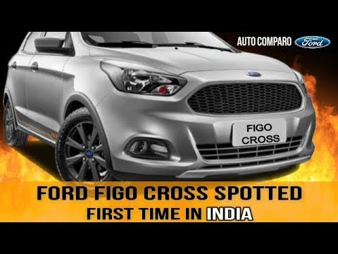 2018 ford aspire. simple 2018 2018 ford figo cross spotted first time in india with ford aspire o