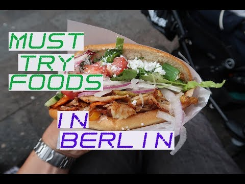 Food You Must Try in Berlin - Top 5 Must Eats