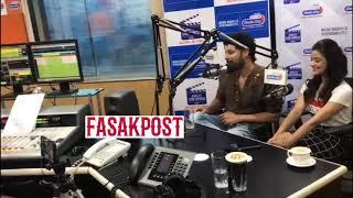 Nee Kannulu Song Launch in Radio City Rahul Sipligunj Savaari Saahith Mothkuri Fasakpost