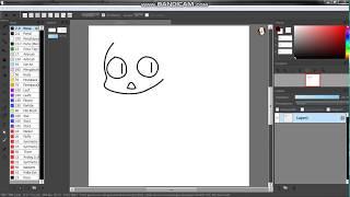 Make A gif oŗ animation in FIREALPACA