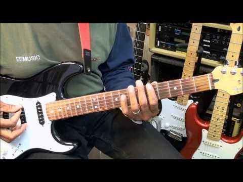 BAD Michael Jackson Guitar Cover EricBlackmonMusic HD YouTube