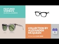Collection By Alexander Mcqueen Featured Women's Sunglasses