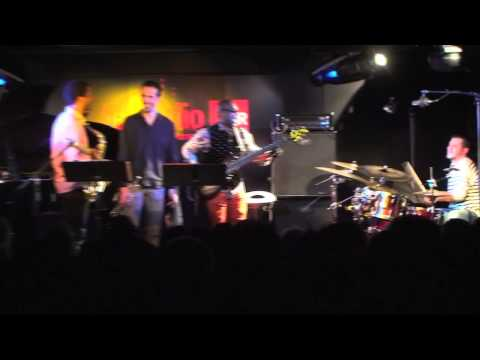 "RAY LEMA QUINTET ""Gave Me Hell"" (Ray Lema) @ Studio SFR - march 2013"
