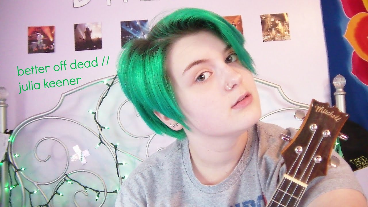 Better off dead julia keener sleeping with sirens ukulele better off dead julia keener sleeping with sirens ukulele cover hexwebz Images
