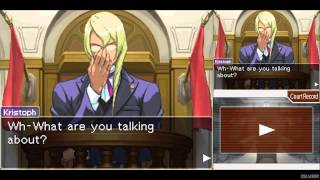 Apollo Justice: Ace Attorney #02 - Turnabout Trump ~ Trial Latter