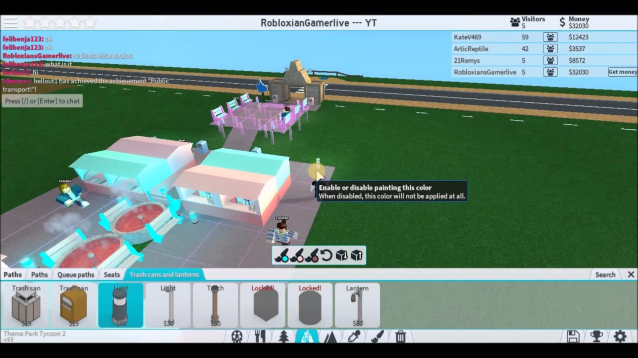 how to make a tycoon on roblox from scratch