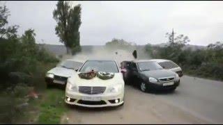 КРОВАВАЯ СВАДЬБА (аварии на свадьбе)!