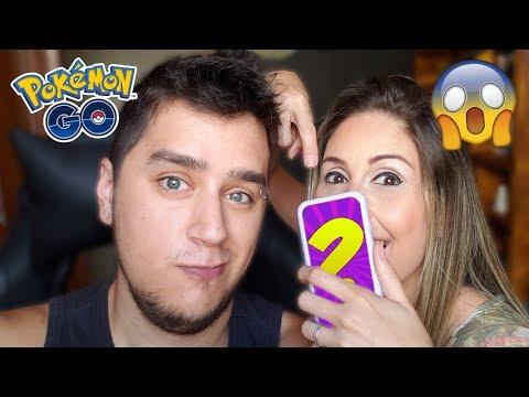 CHOCAMOS OS POKÉMON MAIS RAROS EVER!😱 -  Pokémon Go |  4ºGen (Parte 23) Shiny (Parte 49) thumbnail