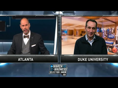 Duke's Mike Krzyzewski is used to being under the microscope in March