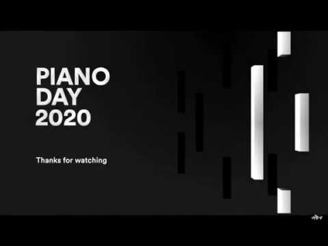 Sydney Opera House 'Piano Day' Broadcast | Title Music