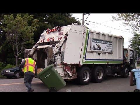 Ccc Let Heil Formula 5000 Rear Load Garbage Truck Youtube