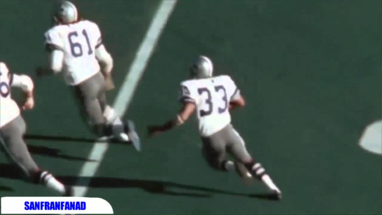 brand new 9dada 536ef Super Bowl VI: Dallas Cowboys vs Miami Dolphins Highlights (NFL 1971-72)