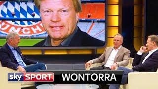 Rummenigge benennt Kahn als Nachfolger | Wontorra – der o2 Fußball-Talk | Sky Sport HD