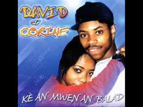 David & Corine - Kè an mwen an balad (Piste 1)