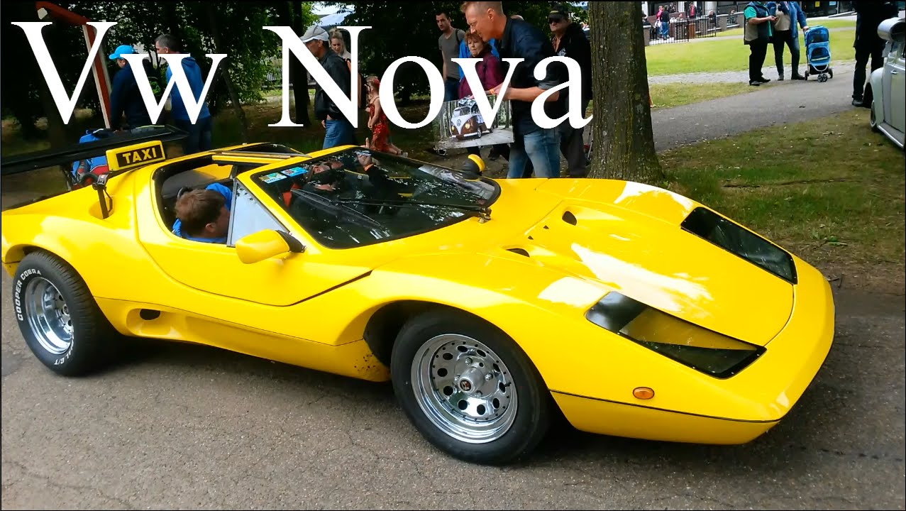 The Vw Nova Kit Car