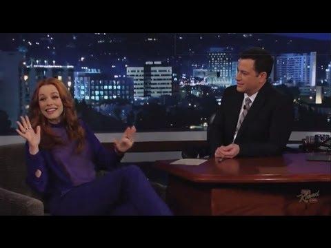 Rachel McAdams Marijuana Interview on Kimmel!