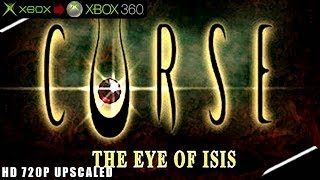 Curse The Eye of Isis - Gameplay Xbox HD 720P (Xbox to Xbox 360)