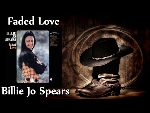 Billie Jo Spears - Faded Love
