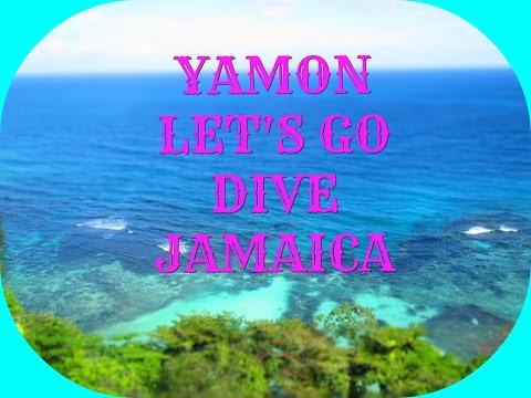 PADI / DIVING / RUNAWAY BAY JAMAICA   / My first underwater filming experience