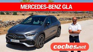 Mercedes-Benz GLA 2020 y GLA AMG 45 S+ | Primera Pueba / Test / Review en español | coches.net