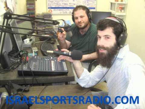 Jermaine Jackson Joins Ari Louis and Yossi G on Israelsportsradio.com