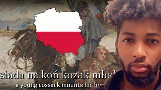 """Hej, sokoły!"" - Polish Folk Song (Reaction)"