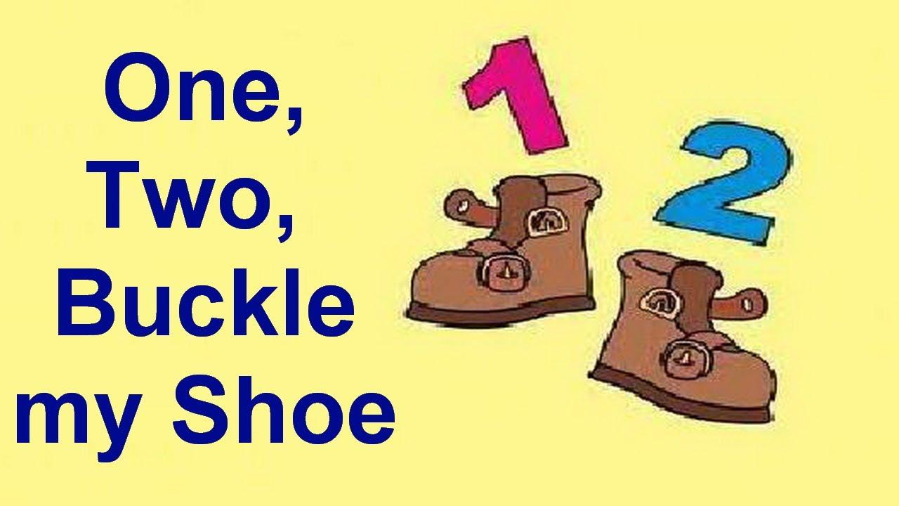 Buckle School Nursery My Shoe