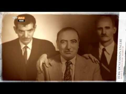 İran Türkü Şair Şehriyar'ın Hayatı - Türk Dünyasının Enleri - TRT Avaz