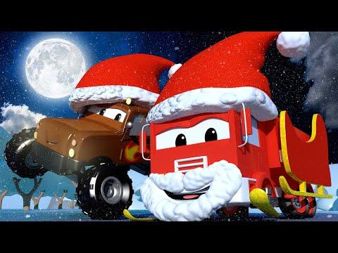Поезд на рождество мультфильм