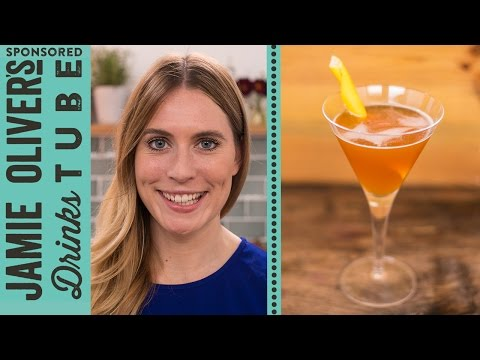 Earl Grey Martini Cocktail | Becky Sheeran