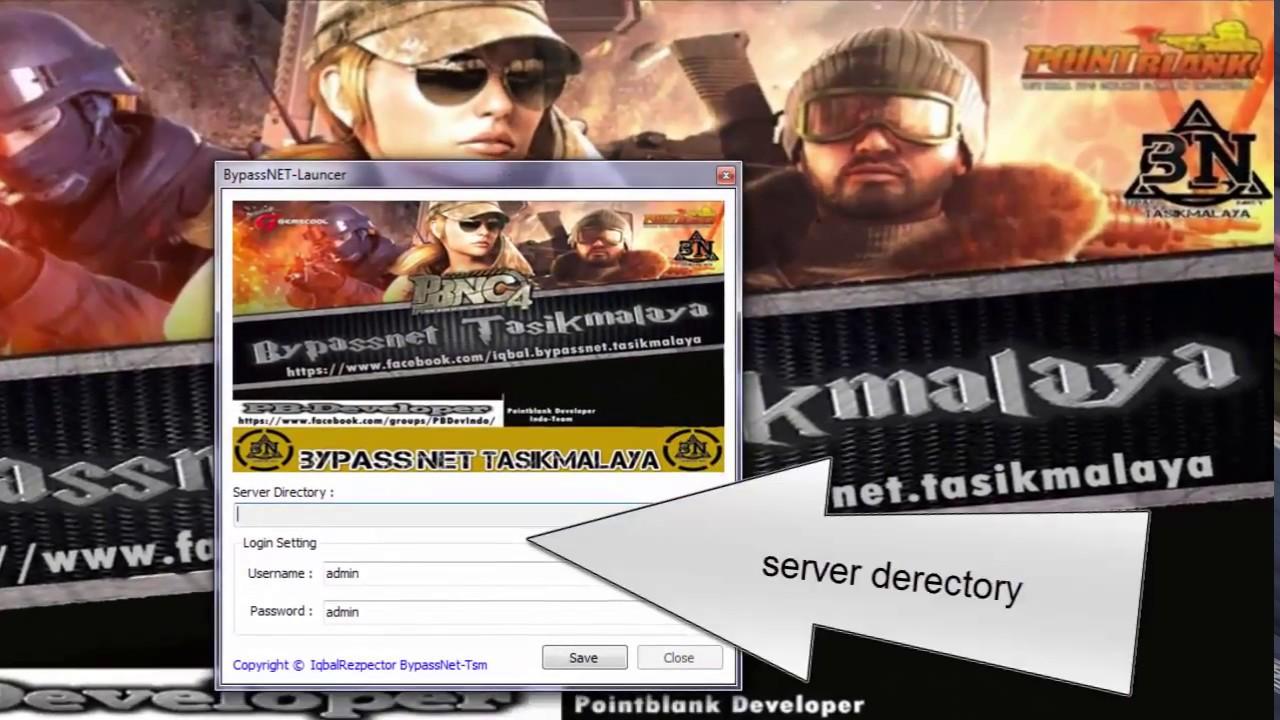 tutorial pb offline bypassnet