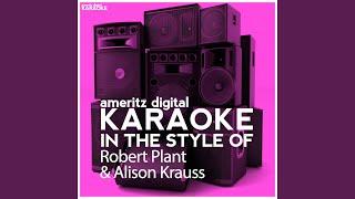 Through the Morning, Through the Night (Karaoke Version)