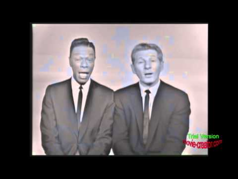 Jingle Bells - Nat 'King' Cole with Danny Kaye