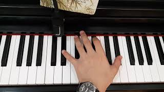 Hướng dẫn HARU HARU - Big Bang Piano easy [How to play Haru Haru piano?]