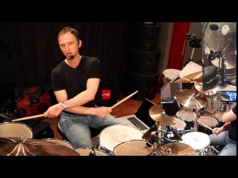 Single Strokes Around the Drum Set with Mark Walker