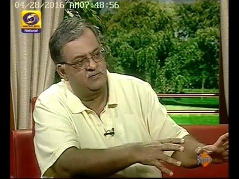 DDNational Anchor Nidhi Kumar in conversation with SHIV KUNAL VERMA