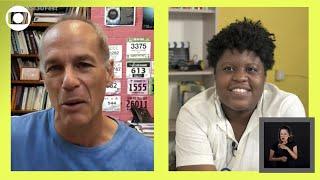 Menos30 Fest: Marcelo Gleiser e Nina da Hora conversam sobre pesquisa e educação