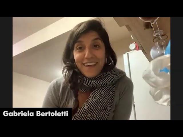 Depoimento Gabriela Bertoletti