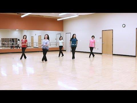 Written In The Sand - Line Dance (Dance & Teach)