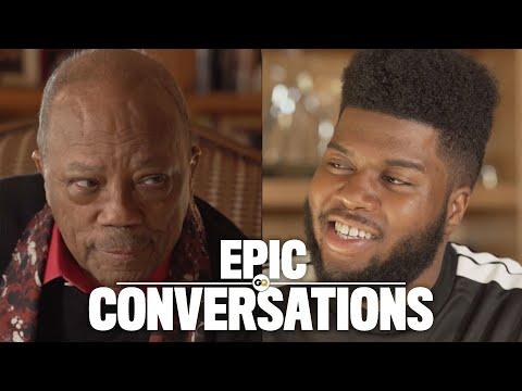 Quincy Jones and Khalid's Epic Conversation | GQ