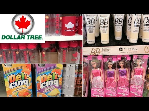Tour Of Canadian Dollar Tree