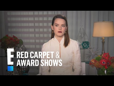 """""""Star Wars: The Last Jedi"""" Cast on Carrie Fisher's Final Performance 