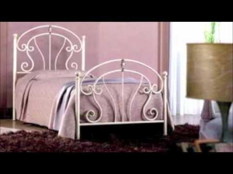 Cosatto letti in ferro battuto singoli vendita online GiWa Materassi  YouTube