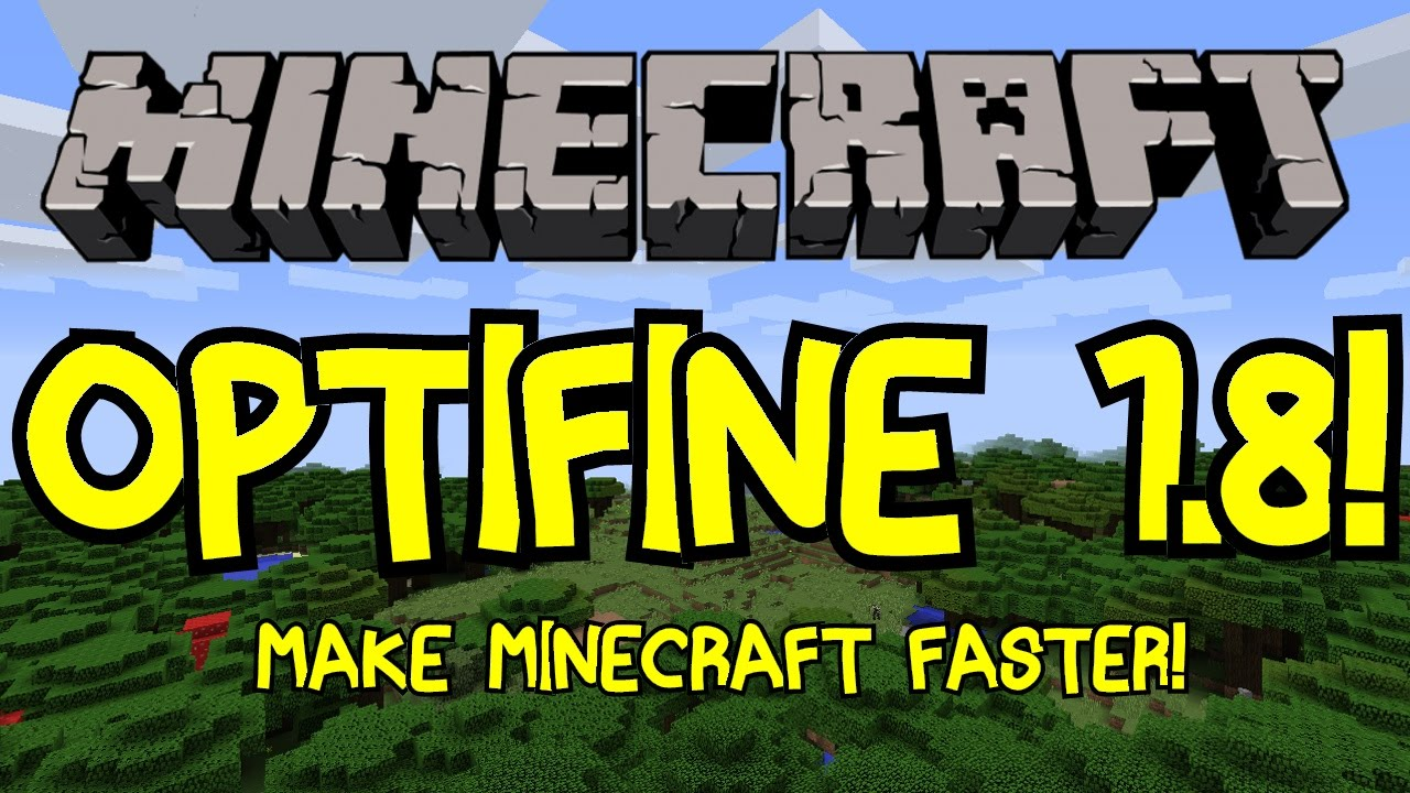 optifine 1.8