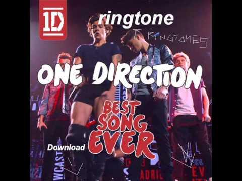 One Direction - Best Song Ever Ringtone