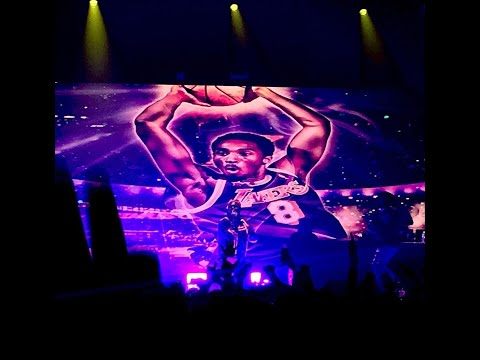 ScHoolBoy Q And Jay Rock Tribute To Kobe Bryant (28 January 2020)